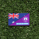 FOR CLUB AND COUNTRY PATCH-AUSTRALIA