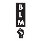 Black Lives Matter Vertical Patch