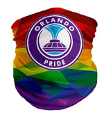 Orlando United Neck Gaiter