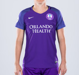 2017-18 Youth Orlando Pride Home Jersey
