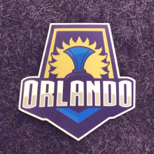 Limited Edition Orlando Patch