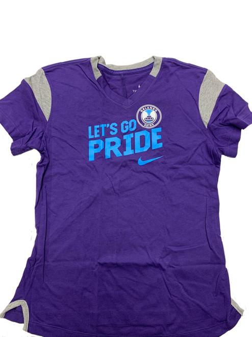 Youth Girls Orlando Pride Slogan Tee