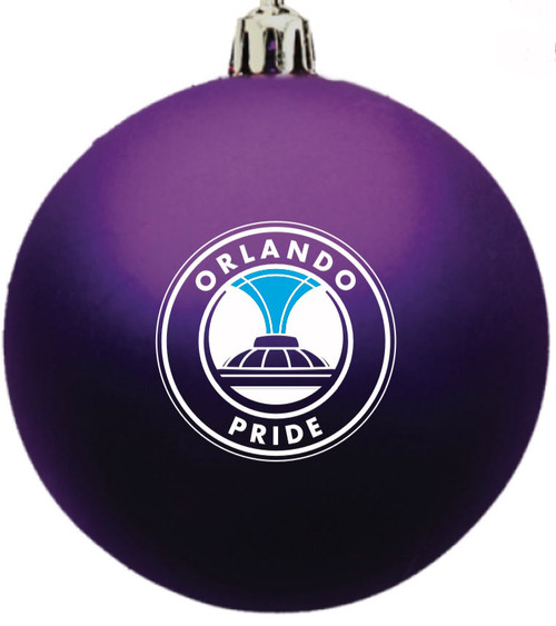 Orlando Pride Holiday Ornament