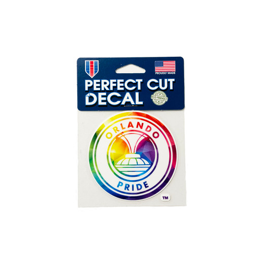 Orlando Proud Perfect Cut Decal