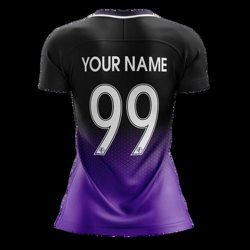 Orlando Soccer Crop Top Shirt Pride Womens Team USA Flag Design