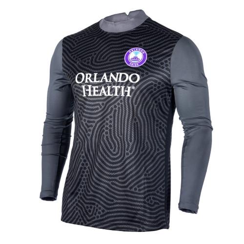 Orlando Pride Replica Goalkeeper Jersey Black
