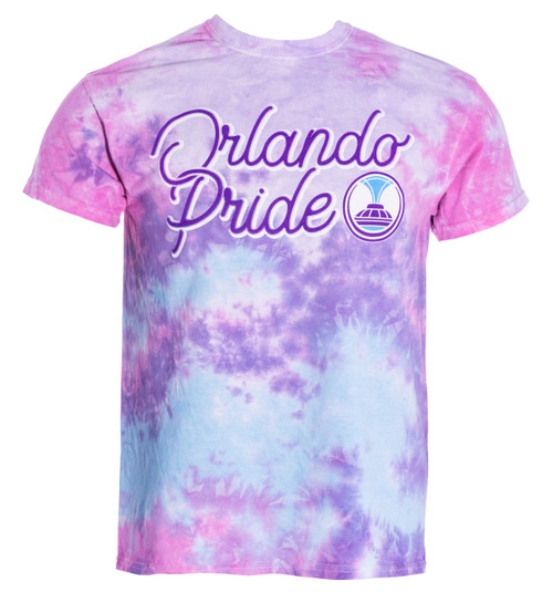 Youth Cotton Candy Tie Dye Tee