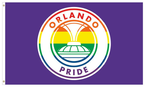 Orlando PROUD 3x5 Flag