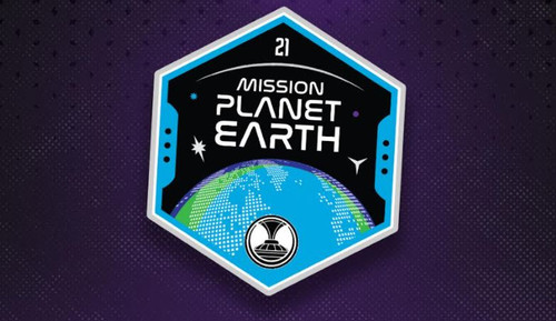 MISSION: Planet Earth Patch