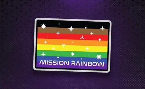 MISSION: Rainbow Patch