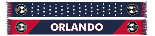 Orlando Pride Americana Scarf