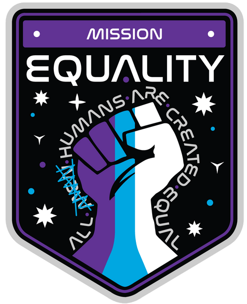 MISSION: Equality Patch