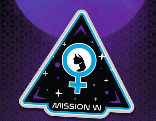 MISSION: W Patch