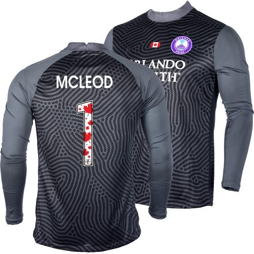 ERIN MCLEOD - Tokyo Goalkeeper Jersey