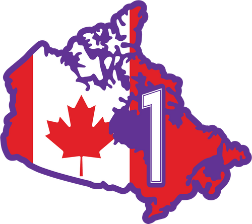 MCLEOD #1 Canada Patch