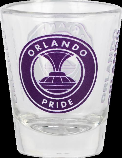 Orlando Pride Shot Glass