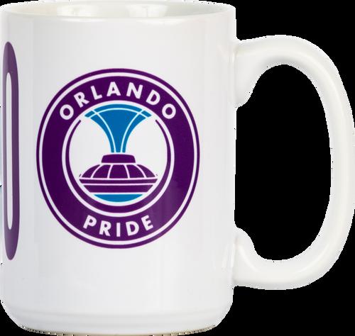 Orlando Pride Extra Time Mug