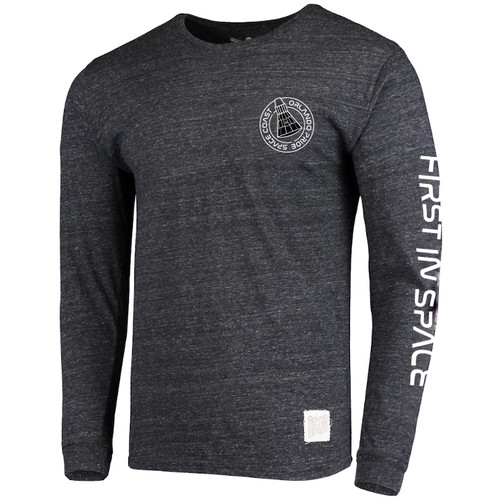 First In Space Long Sleeve Tee