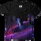 Orlando Pride Galactic Drip Sublimated Top