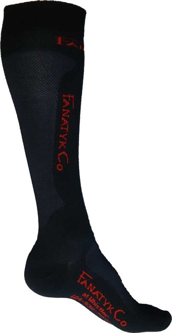 Fanatyk Co. Custom Ski Sock by DeFeet - Fanatyk Co. Ski & Cycle, Whistler, BC