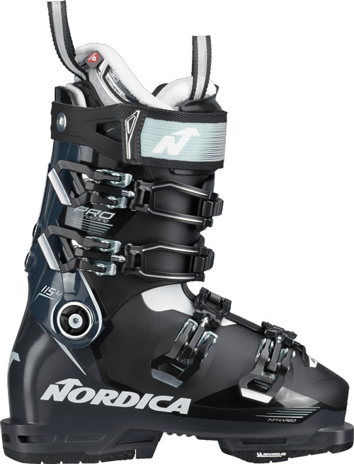 Nordica Pro Machine 115 GripWalk Women's - FanatykCo Ski & Cycle, Whistler, BC