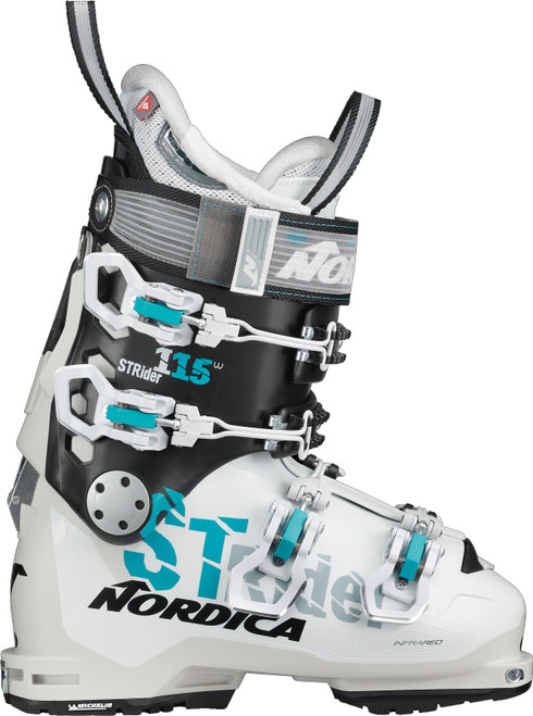 Nordica Strider 115 DYN Women's - FanatykCo Ski & Cycle, Whistler, BC