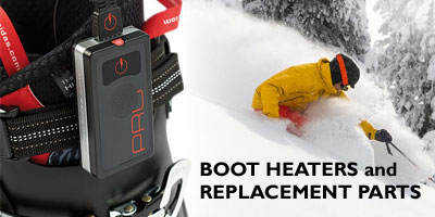 Sidas and Thermic Ski Boot Heaters and Replacement Parts
