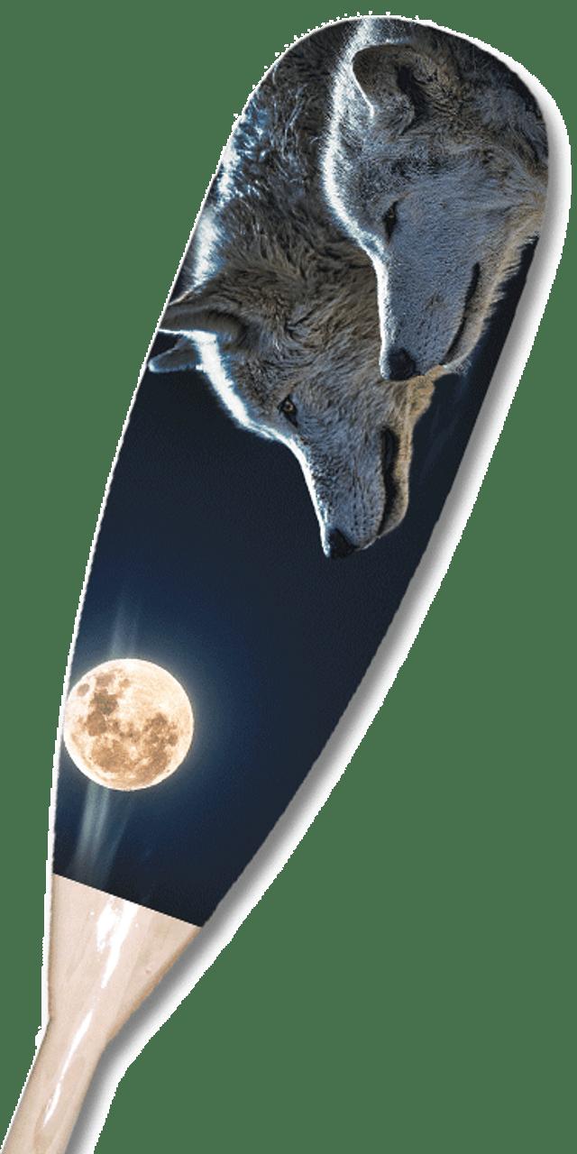 Wolfs & Moon Paddle