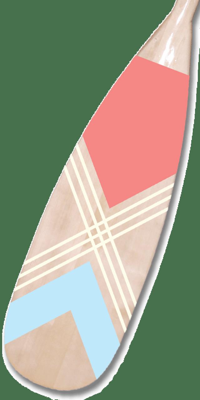 Spring Geometric Paddle