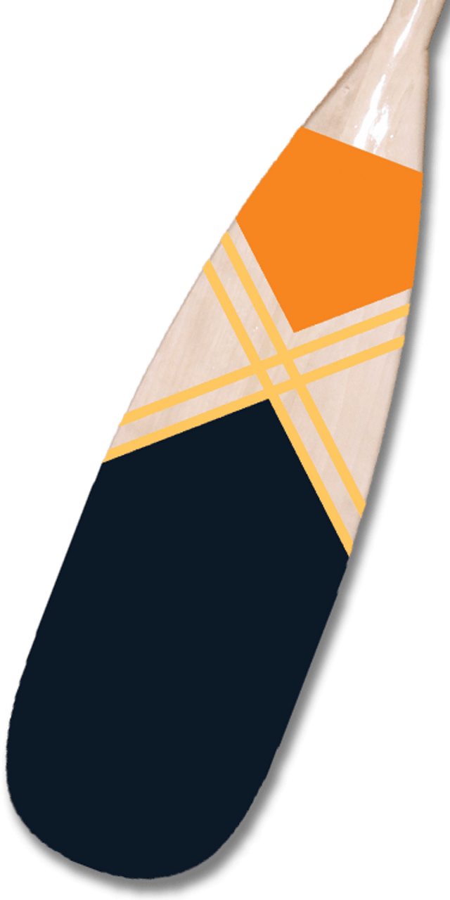Nightfall Geometric Paddle