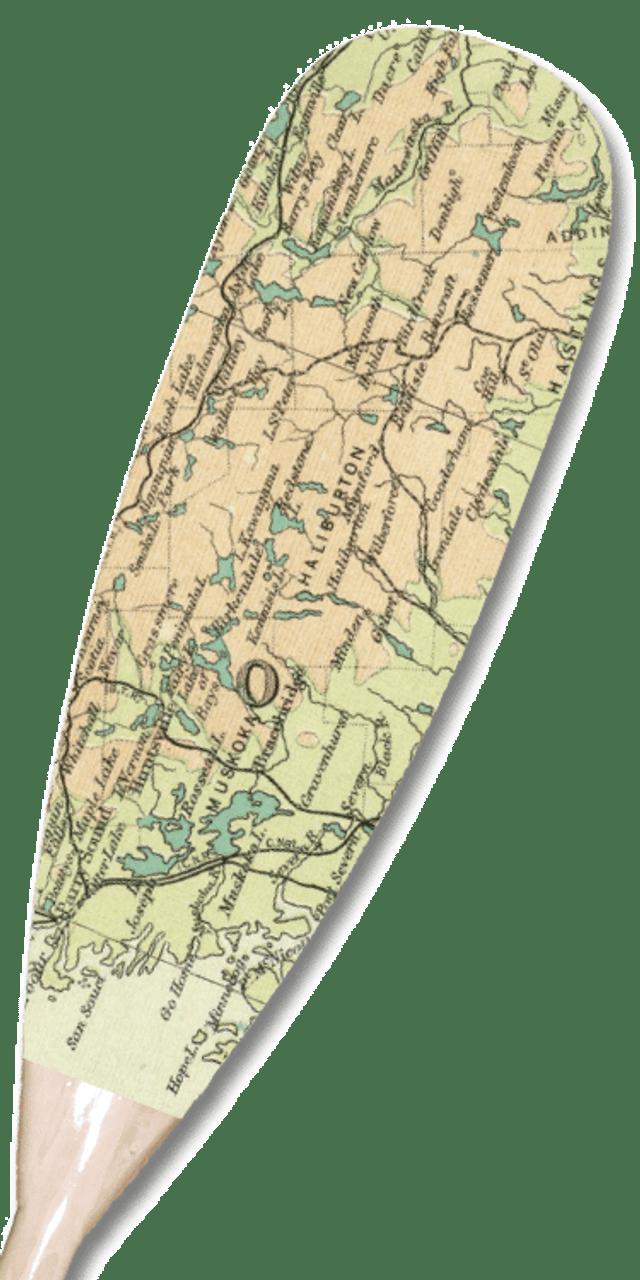 Haliburton Paddle