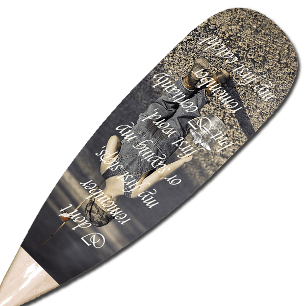 Custom Hunting & Fishing Paddle