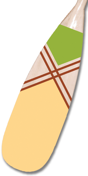 Harvest Geometric Paddle