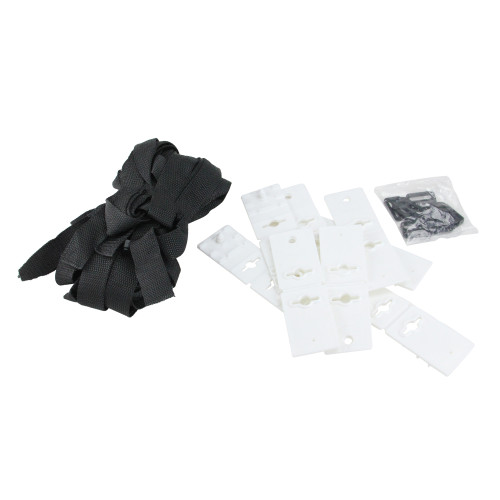 Set of 8 Straps and Snaps Kit for Cover Reels