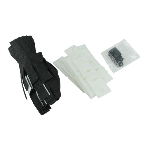 Set of 8 Cover Reel Adhesive Straps and Snaps Kits