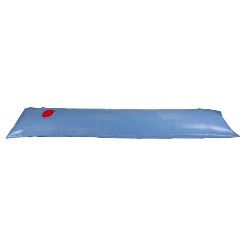 1' x 4' Blue Single Chamber Winterizing Pool Water Tube