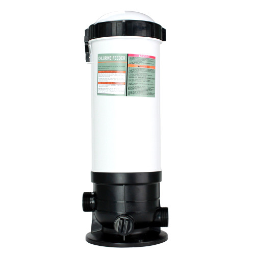 Automatic Off-Line Chlorinator Chemical Feeder, 50lb Capacity