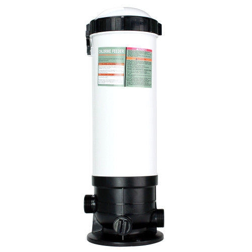 Automatic Off-Line Chlorinator Chemical Feeder, 65lb Capacity