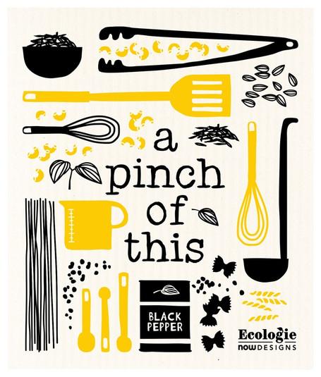 Swedish Dishcloth - A Pinch Of this