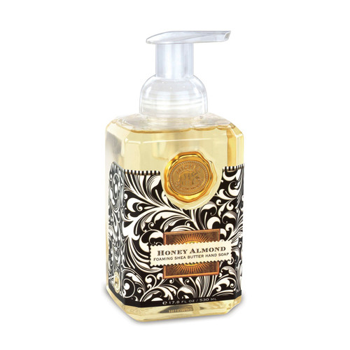 Fragrance: Sweet almond muddled with cherry, vanilla, and honey.