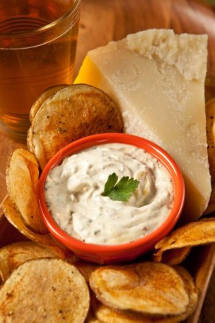 This dip has been a runaway best seller! Cheddar and ale make a great combination for beer lovers everywhere. Great served with chips for Monday Night Football.