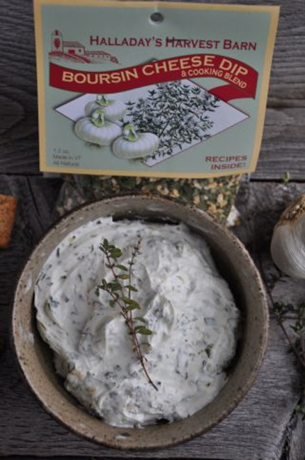 A creamy herb and garlic spread when added to cream cheese. Roll in nuts for an easy cheeseball. Great spread for crackers or party rounds. Spread on a roast beef or turkey sandwich on a French roll and broil until cheese bubbles. Enjoy!