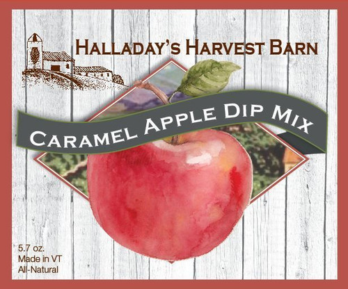 Just add half the packet to 8 ounces of cream cheese to create a soft caramel dip for apple and fruit slices. Great for kids or the whole family!