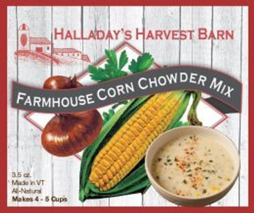 Our runaway, best seller is so simple to prepare with three cups of water and one cup of half and half or milk, its no wonder we can barely keep it stocked! Made with sweet corn and herbs, this soup will give you that fresh-from-the-garden flavor.