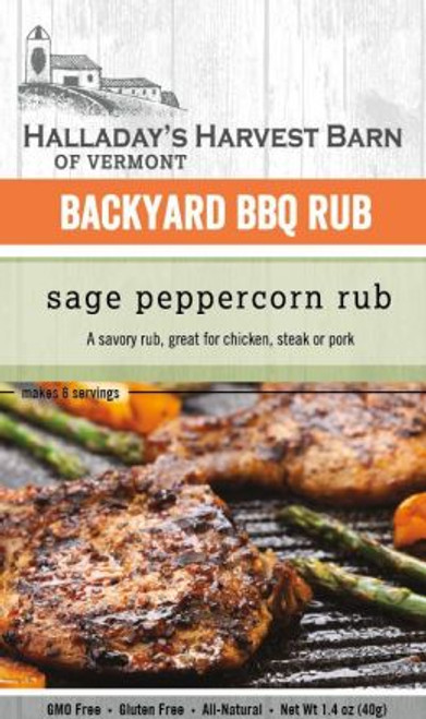 This flavorful rub is great on pork, but equally delicious on steak.