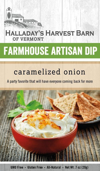 Caramelized onions and melted mozzarella will make this dip an instant hit at your next party and have everyone asking for the recipe!