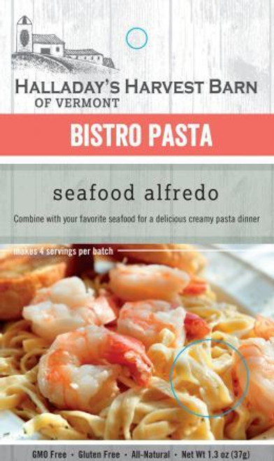 Combine with your favorite seafood for a delicious creamy pasta dinner!