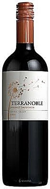 Terranoble Estate - Cabernet Sauvignon - Red Table Wine - Product of Chile