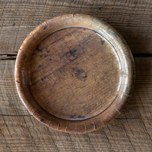 "Wood Grain Paper Dinner Plates, 10"", Package of 8"