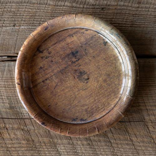 """Wood Grain Paper Dinner Plates, 10"""", Package of 8"""